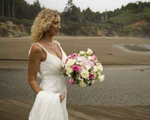 Claire's Wedding photo by Jeri Knudson
