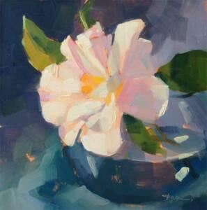 Katia Kyte artist oil painter still-life