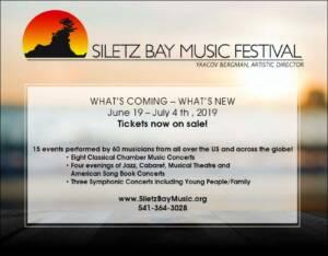 Siletz Bay Music Festival
