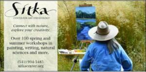 Sitka Center for Art & Ecology