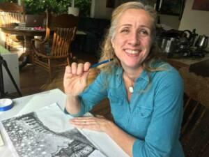 Krista Eddy, Creative Director of Art on the Edge